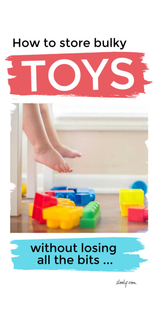 How To Store Toys