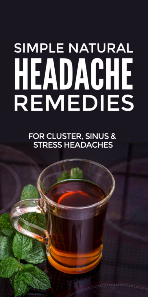 Natural Headache Relief
