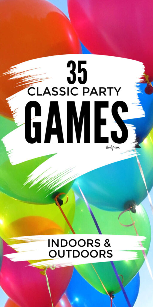 Party Games For All Ages