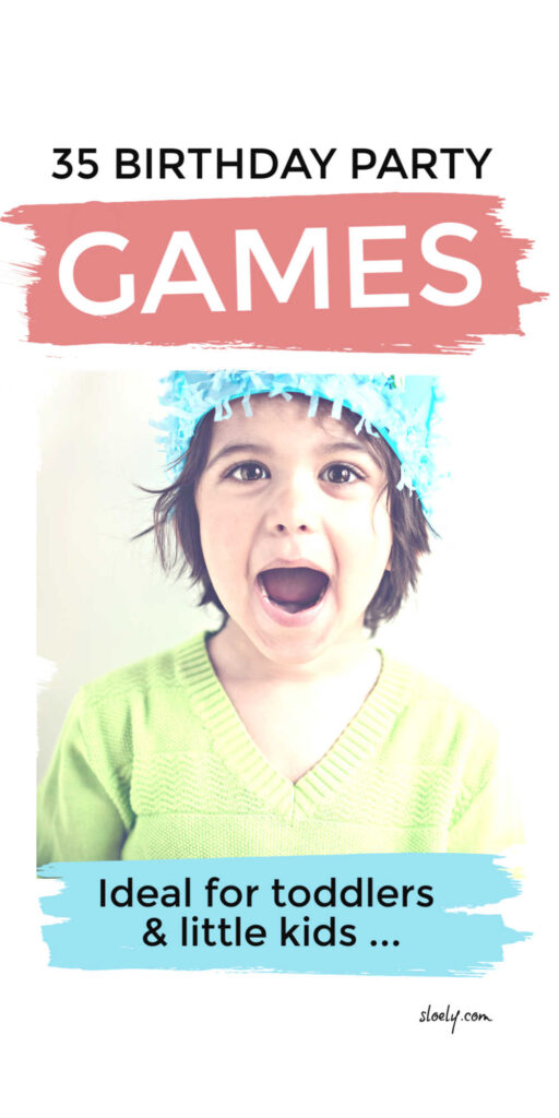 Fun Kids Birthday Party Games