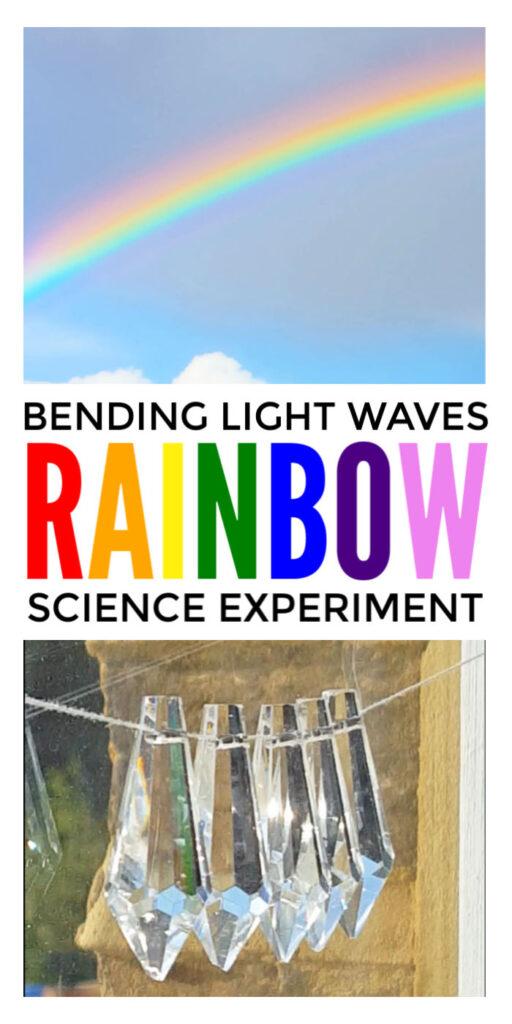 Rainbow Science Experiment