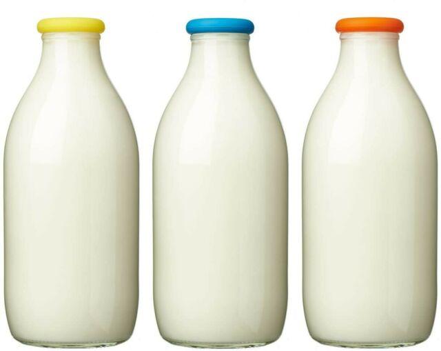 Moopops Reusable Silicone Milk Bottle Top