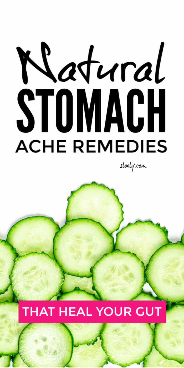 Natural Remedies for Stomach Ache & Indigestion