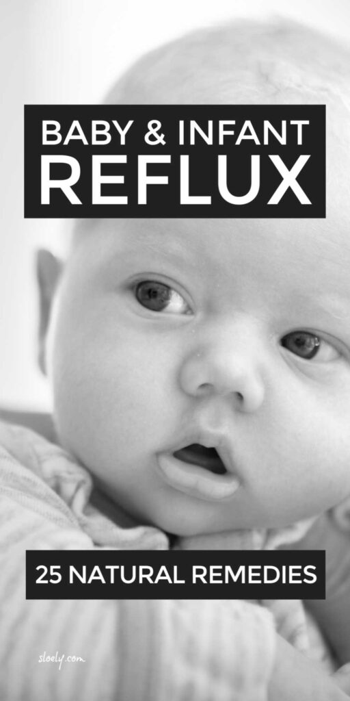 Natural Remedies For Baby Reflux Symptoms
