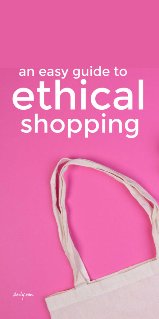 Ethical Brands Guide