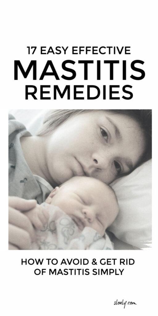 Mastitis Symptoms and Remedies