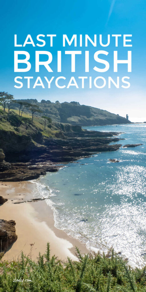Last Minute Staycations in Britain