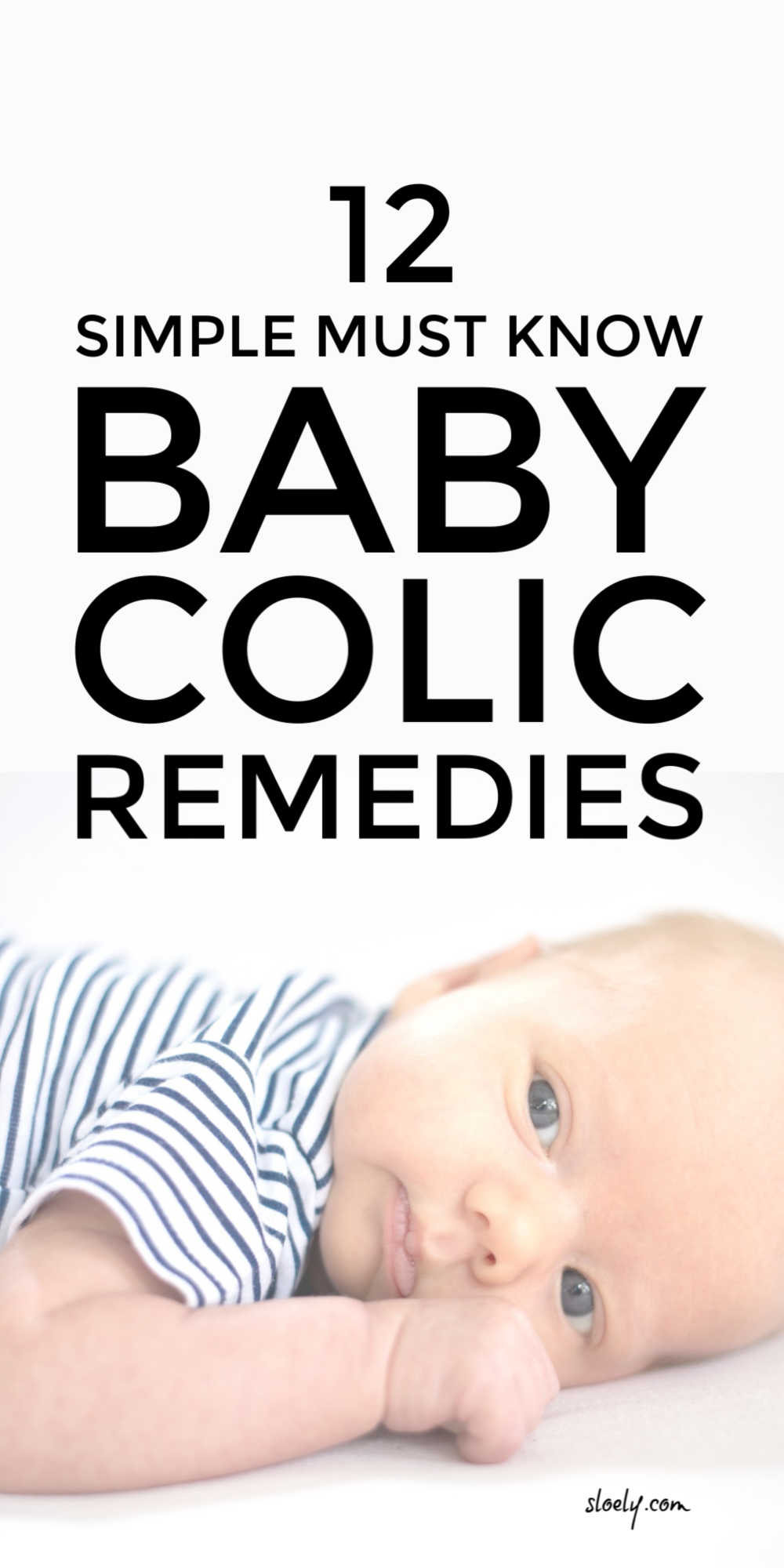 Natural Remedies For Baby Colic
