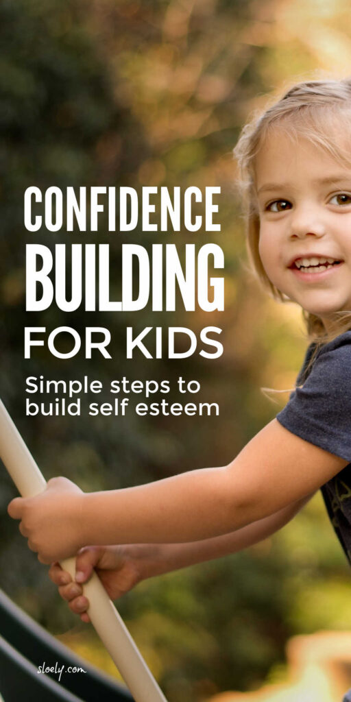 Confidence Building For Kids