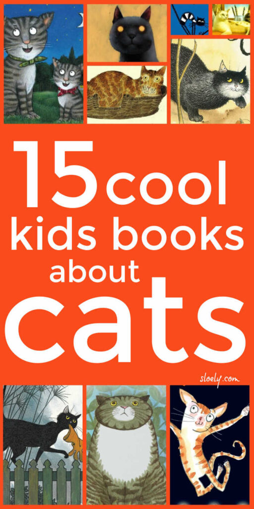 Best Kids Books About Cats