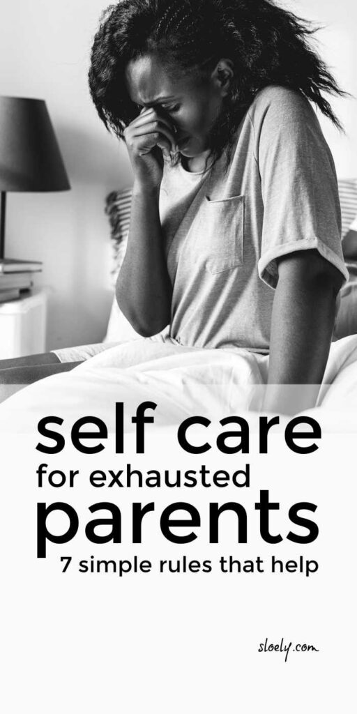Self Care For Parents