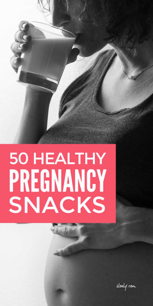 Easy Healthy Pregnancy Snacks