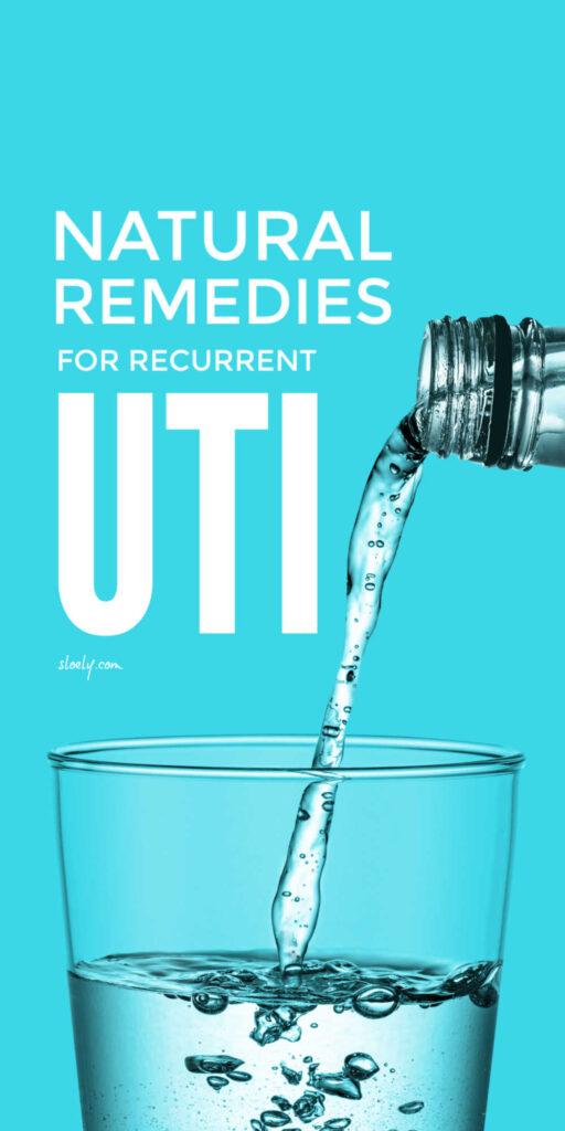Natural UTI Remedies
