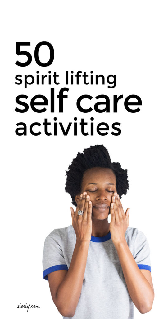 Spiritual Self Care Daily