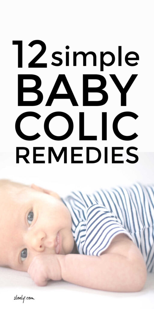 Baby Colic Remedies and Tips