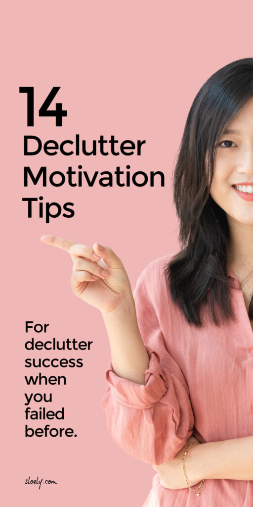 Home Declutter Motivation & Inspiration