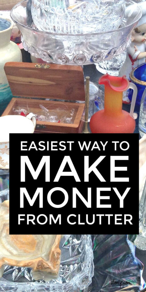 Make Money Selling Clutter