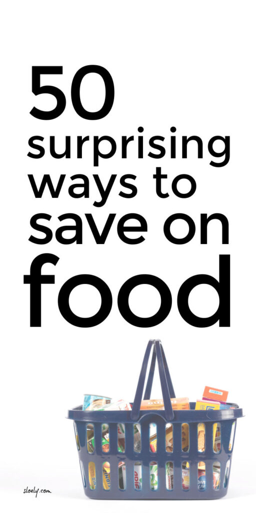 Save Money On Food & Groceries