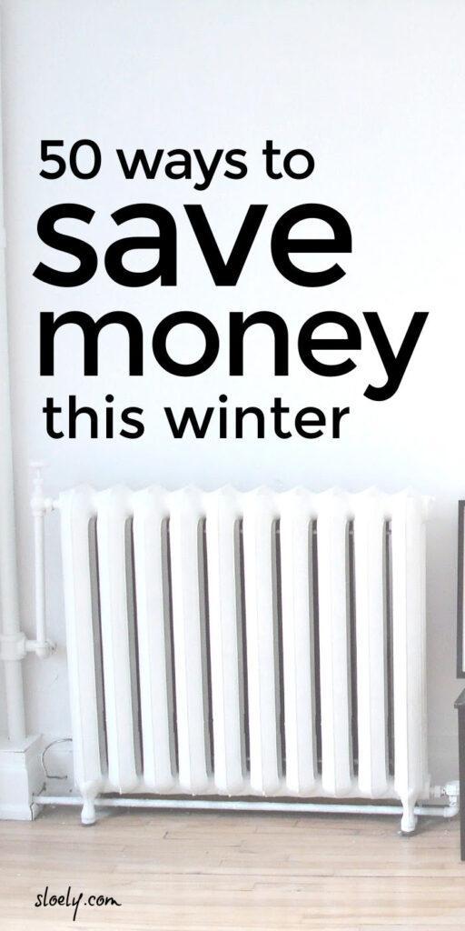 Save Money On Bills