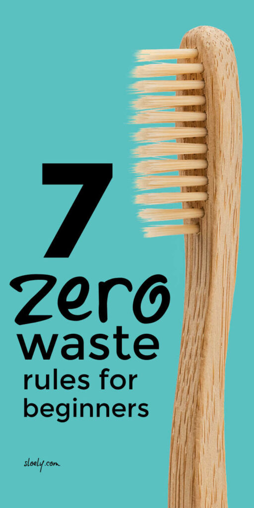 Zero Waste Lifestyle Tips For Beginners