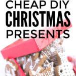 101 Cheap DIY Christmas Presents