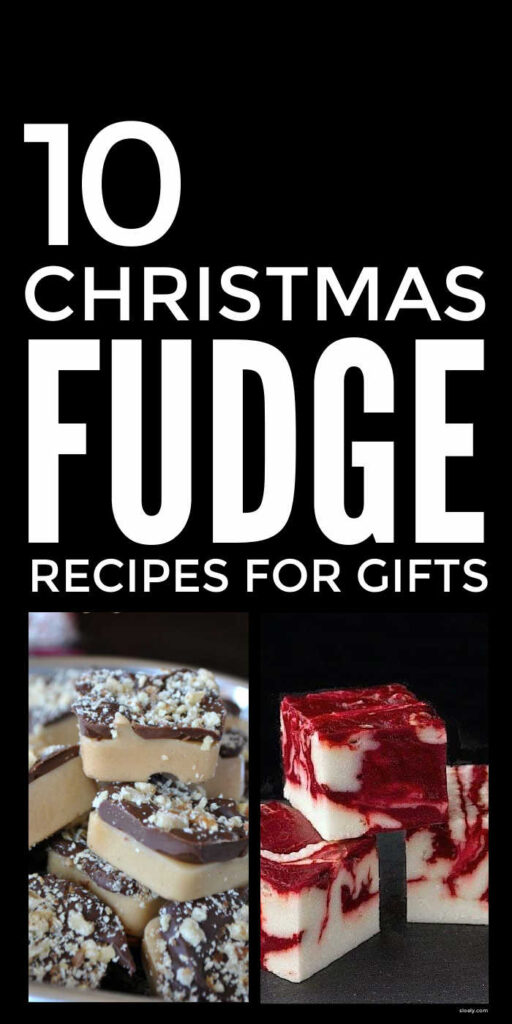 Christmas Fudge Recipes