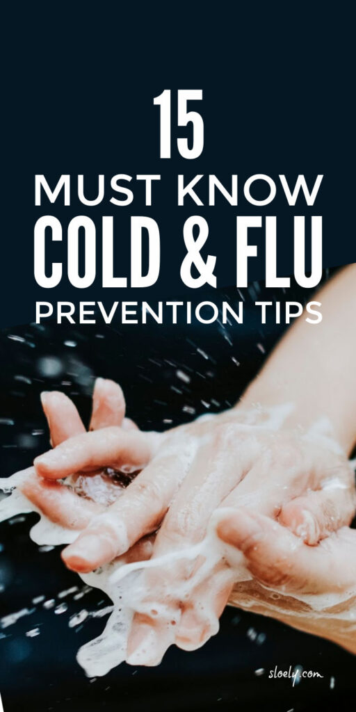 Cold & Flu Prevention Tips