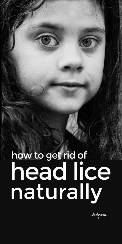 Get Rid Of Lice Naturally