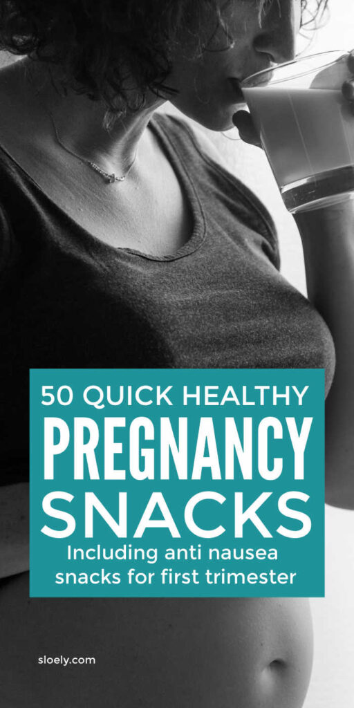 Healthy Pregnancy Snacks For First Trimester