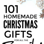 Homemade DIY Christmas Gifts For All The Family