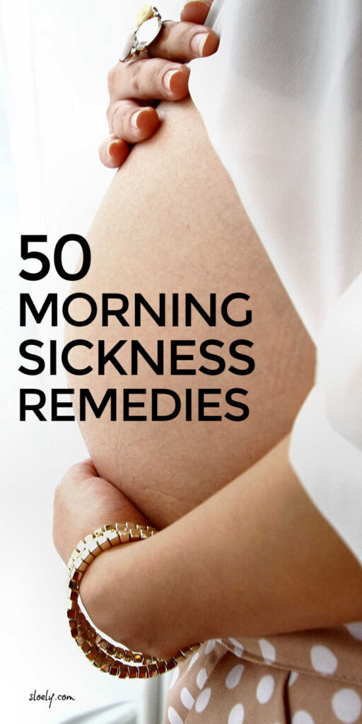 Morning Sickness Remedies