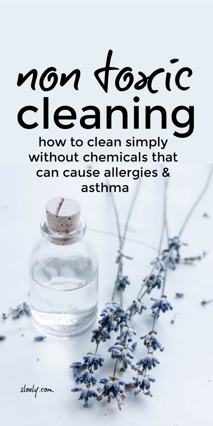 Non Toxic Cleaning