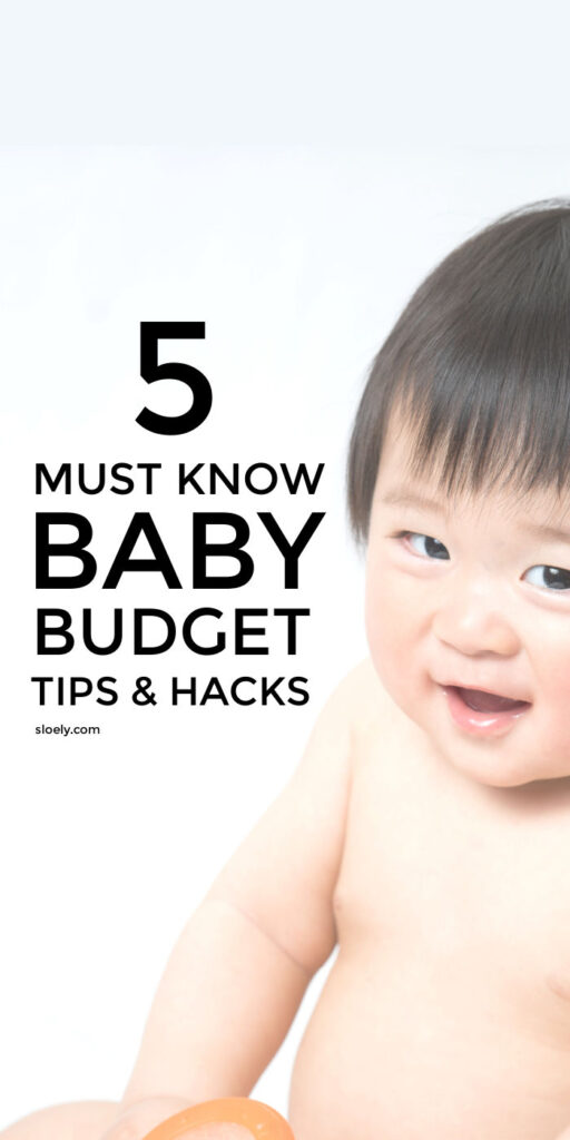 Baby Budget Tips