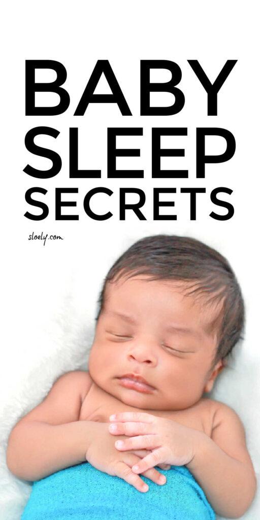 Simple Baby Sleep Tips