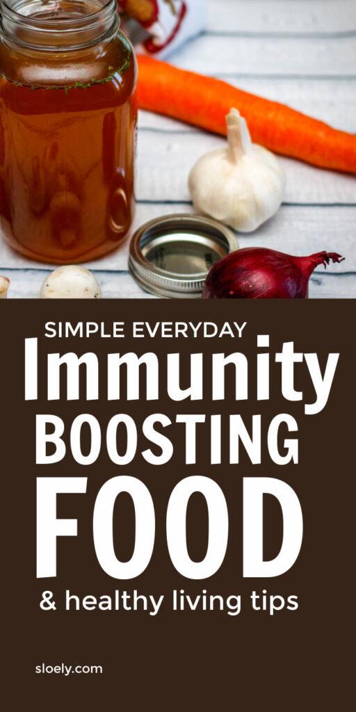 Best Immunity Boosting Food