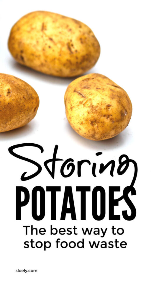 Best Ways To Store Potatoes
