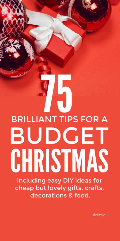 Christmas Budget Ideas