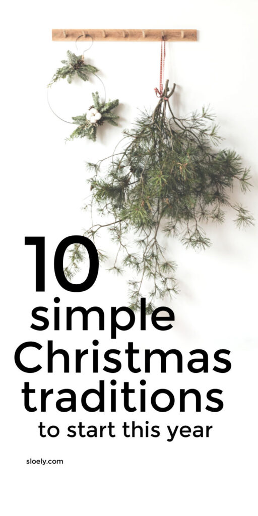 Simple Christmas Traditions From Around The World