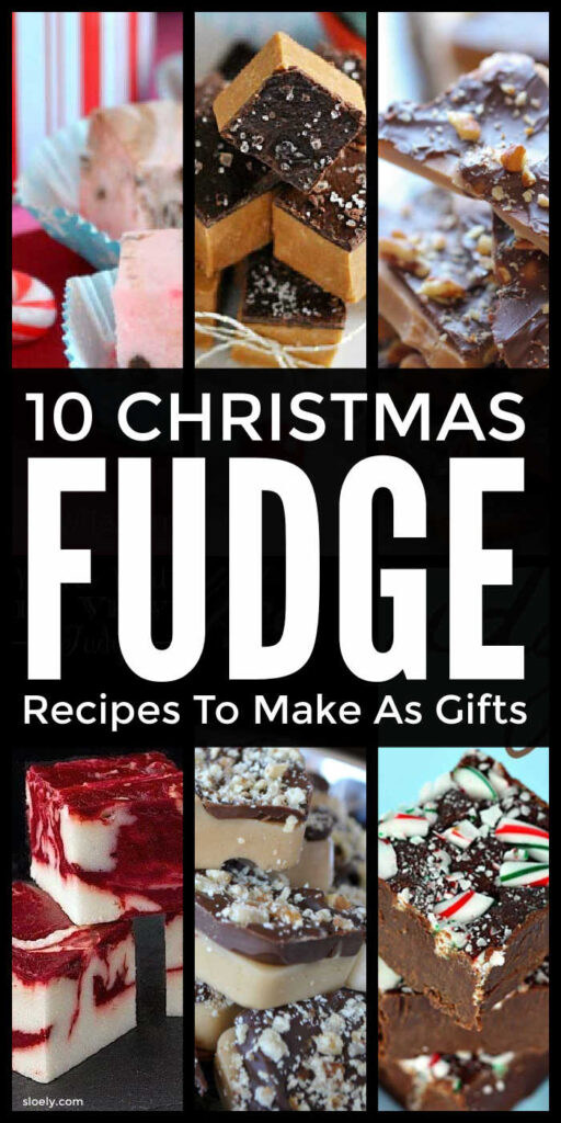Easy Christmas Fudge Recipes