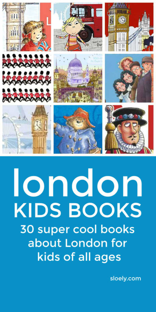Best Kids Books About London