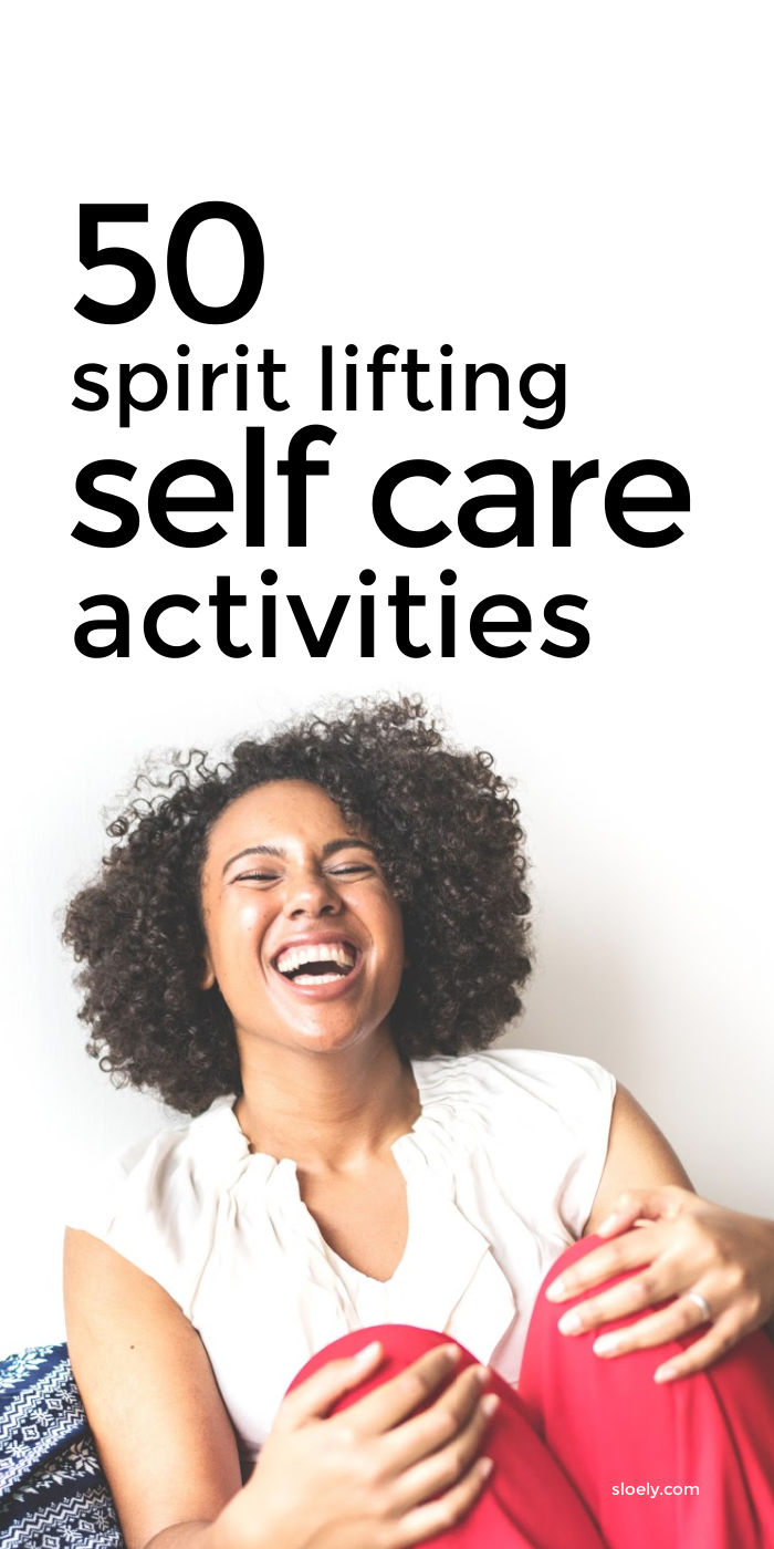 Simple Spiritual Self Care