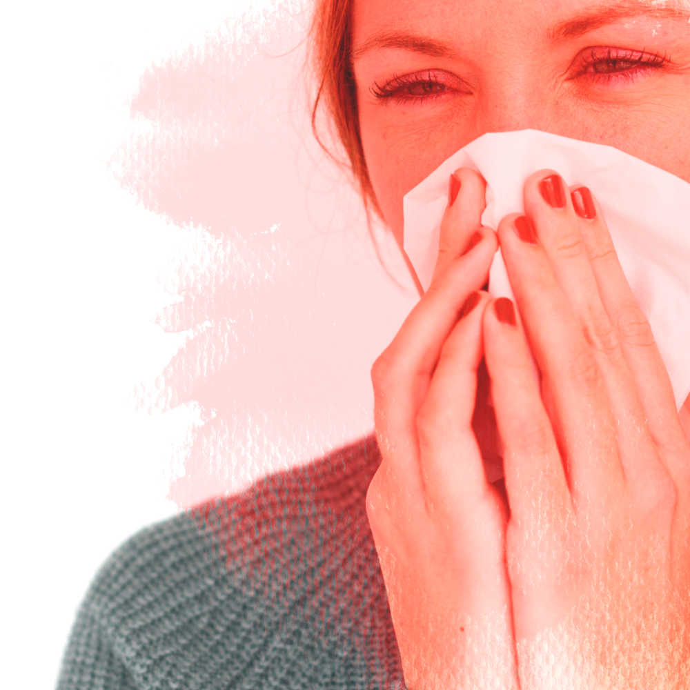 Blocked Sinus Congestion Relief And Infection Remedies