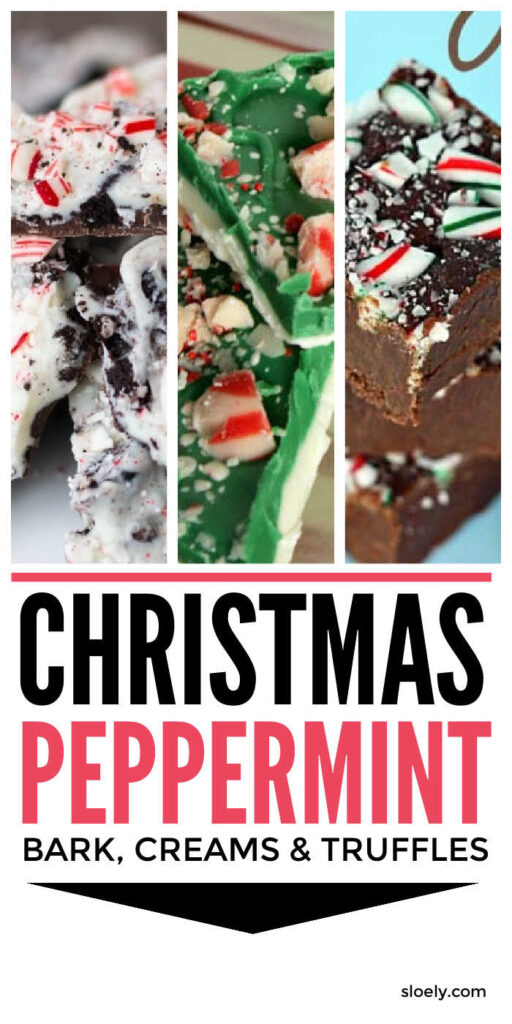 Christmas Peppermint Recipes To Make As Gifts