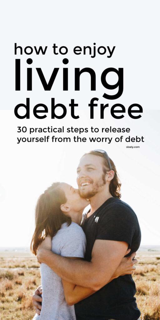 Debt Free Living Ideas