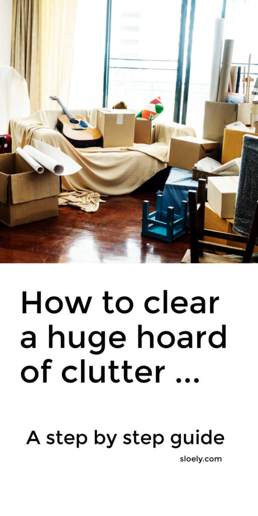 Step By Step Declutter Guide
