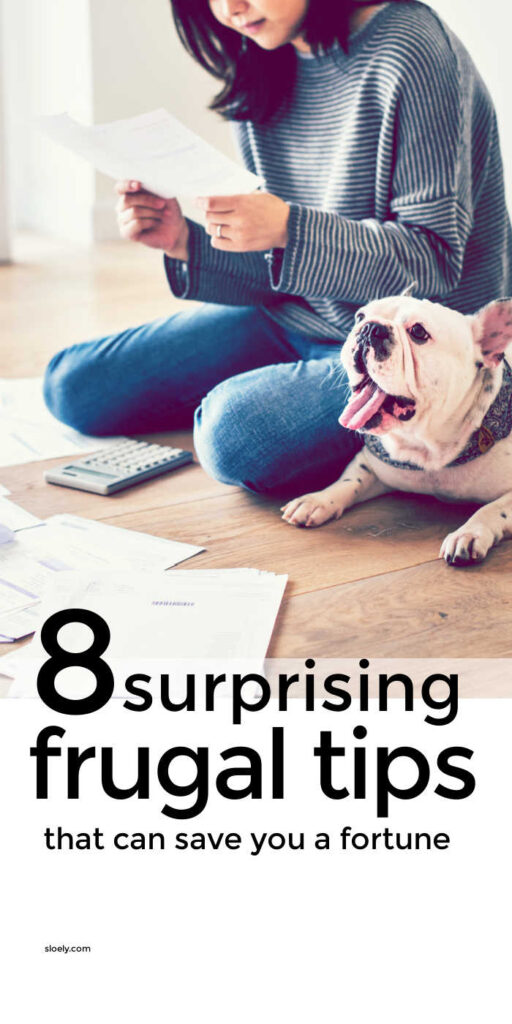 Simple Frugal Tips