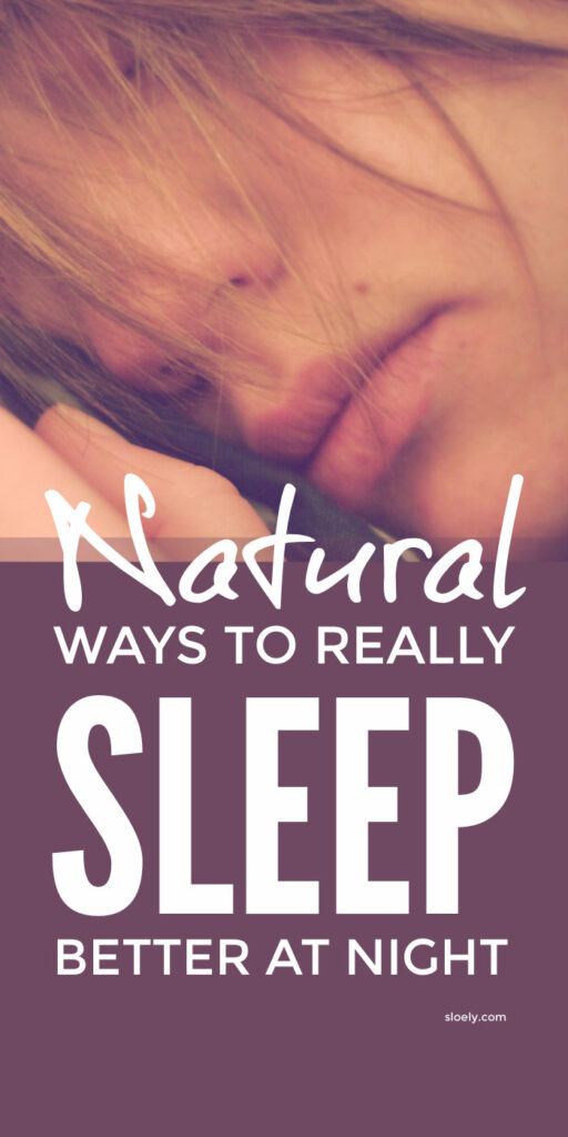 Natural Ways To Better At Night