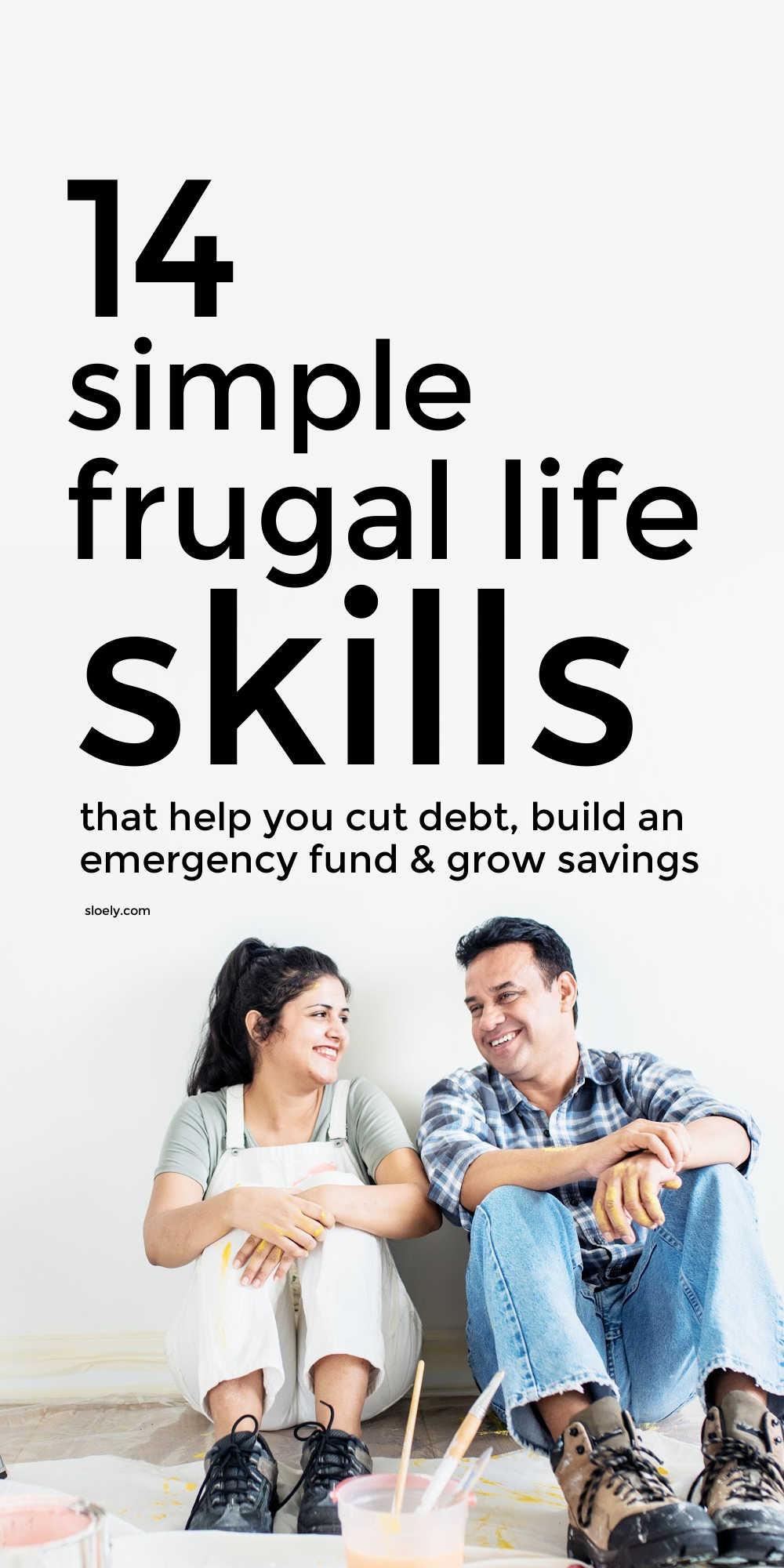 Simple Frugal Life Skills