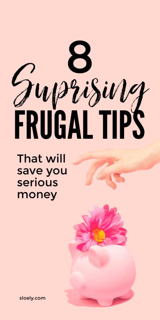 Simple Frugal Tips
