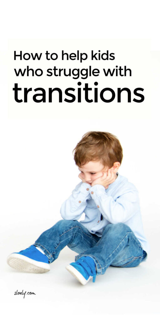 How To Help Kids With Transitions